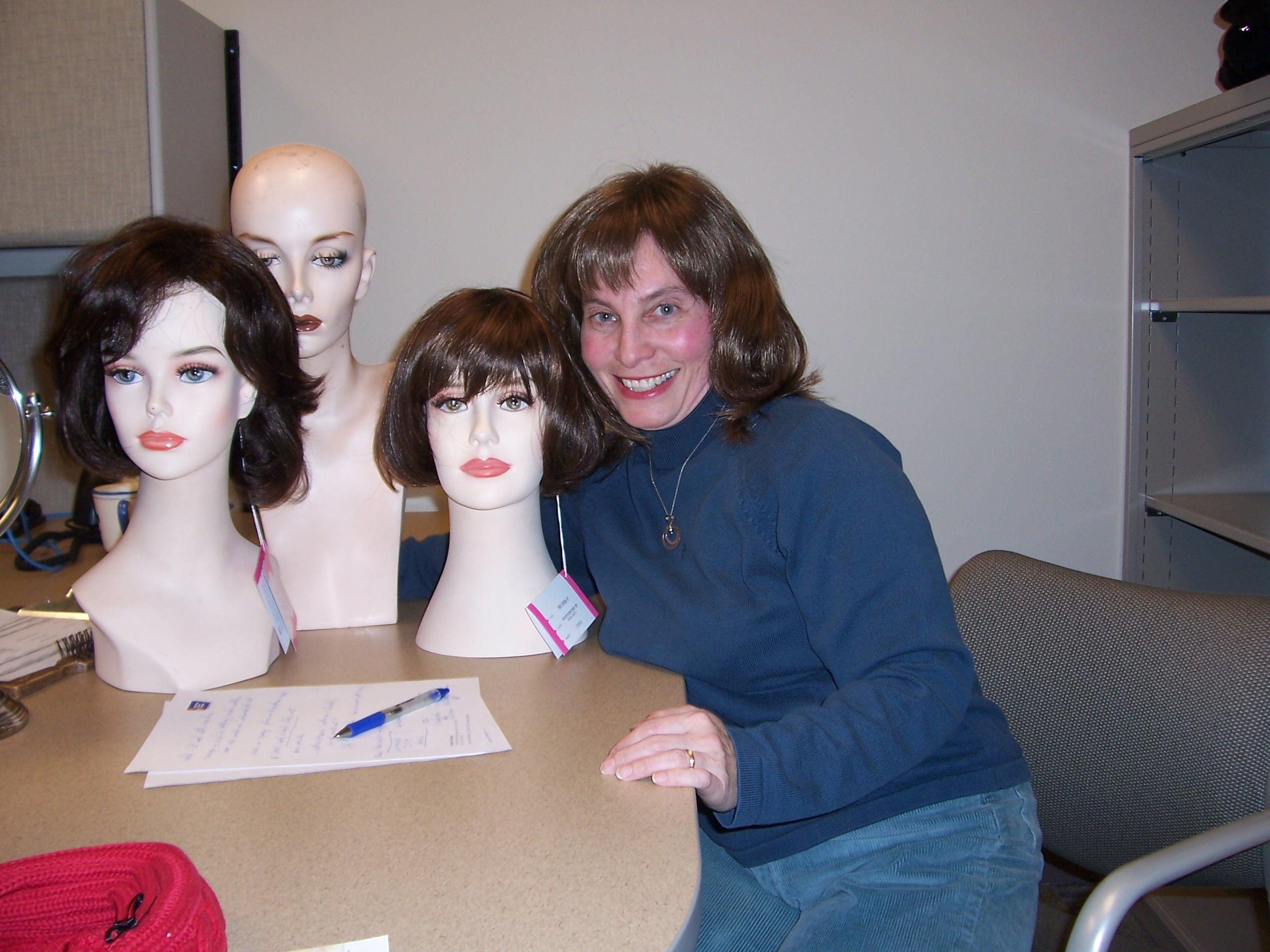 Wigs Breast Cancer Freebies